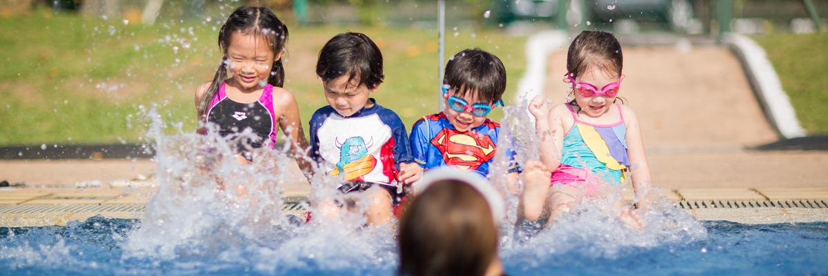 aquaDucks | Programmes - Preschool