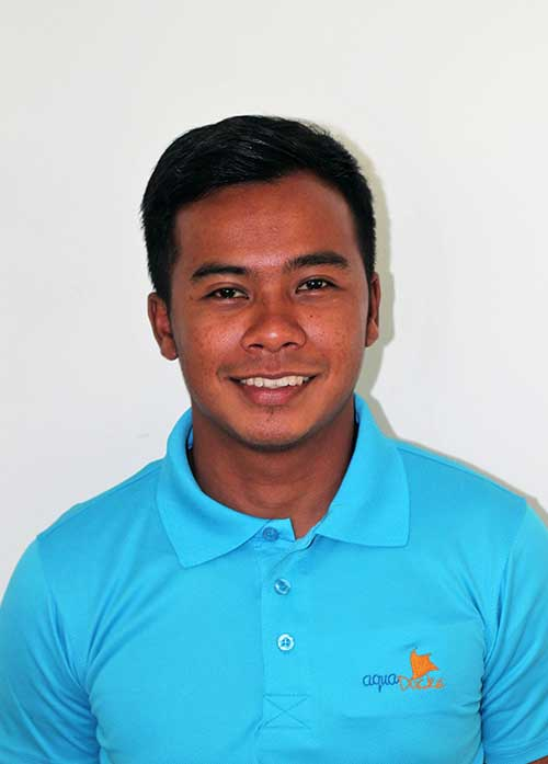 aquaDucks | Our Team - Syazani (Tom) Bin Rahim