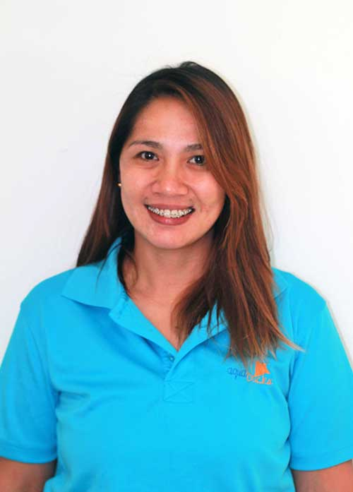 aquaDucks | Our Team - Annalie E. Palattao