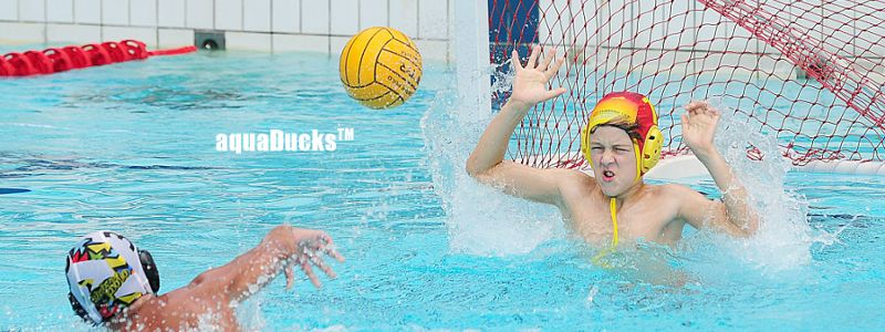 aquaDucks | Programmes - Water Polo