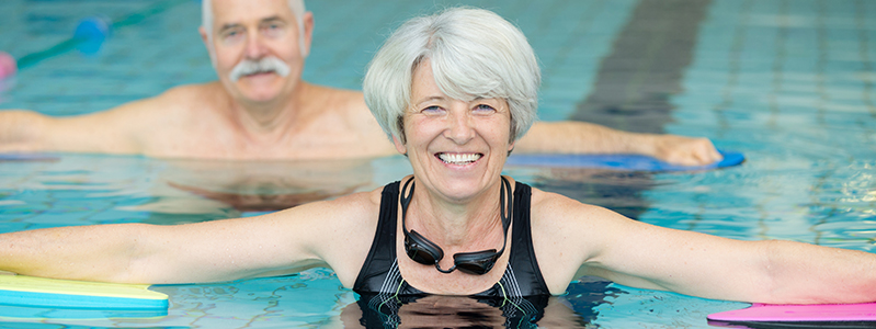 aquaDucks | Programmes - AquaFit for Seniors