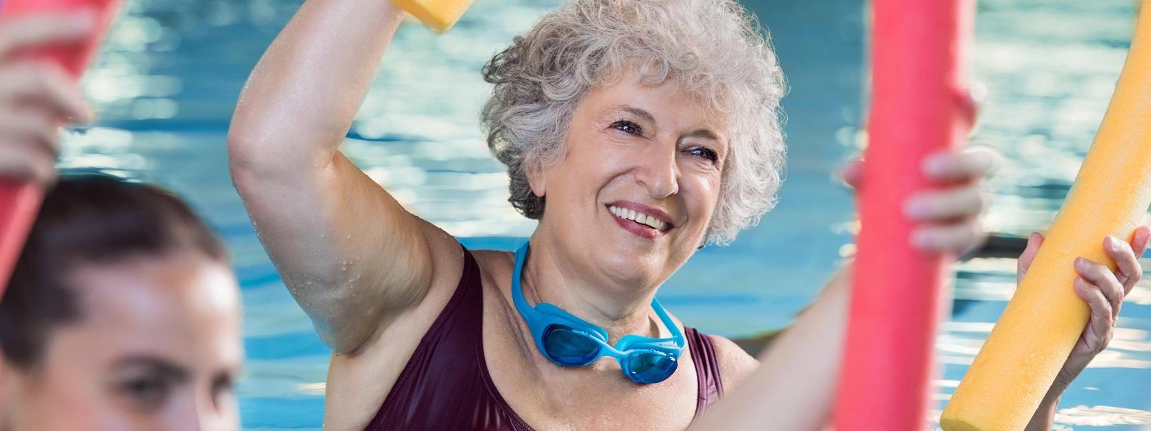 aquaDucks | Swimming Programmes - AquaFit for Seniors