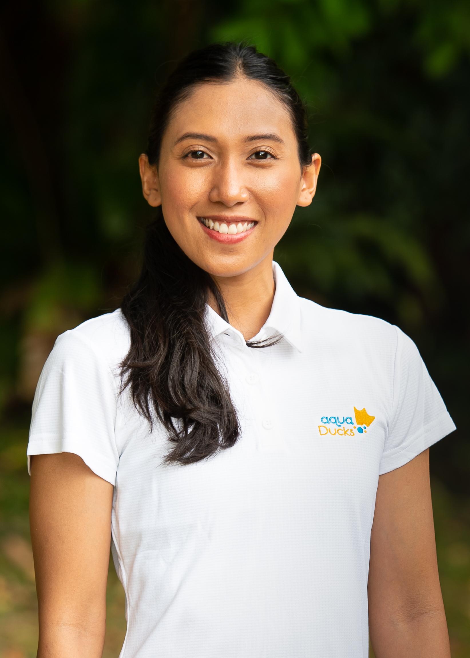 aquaDucks | Our Team - Anggun