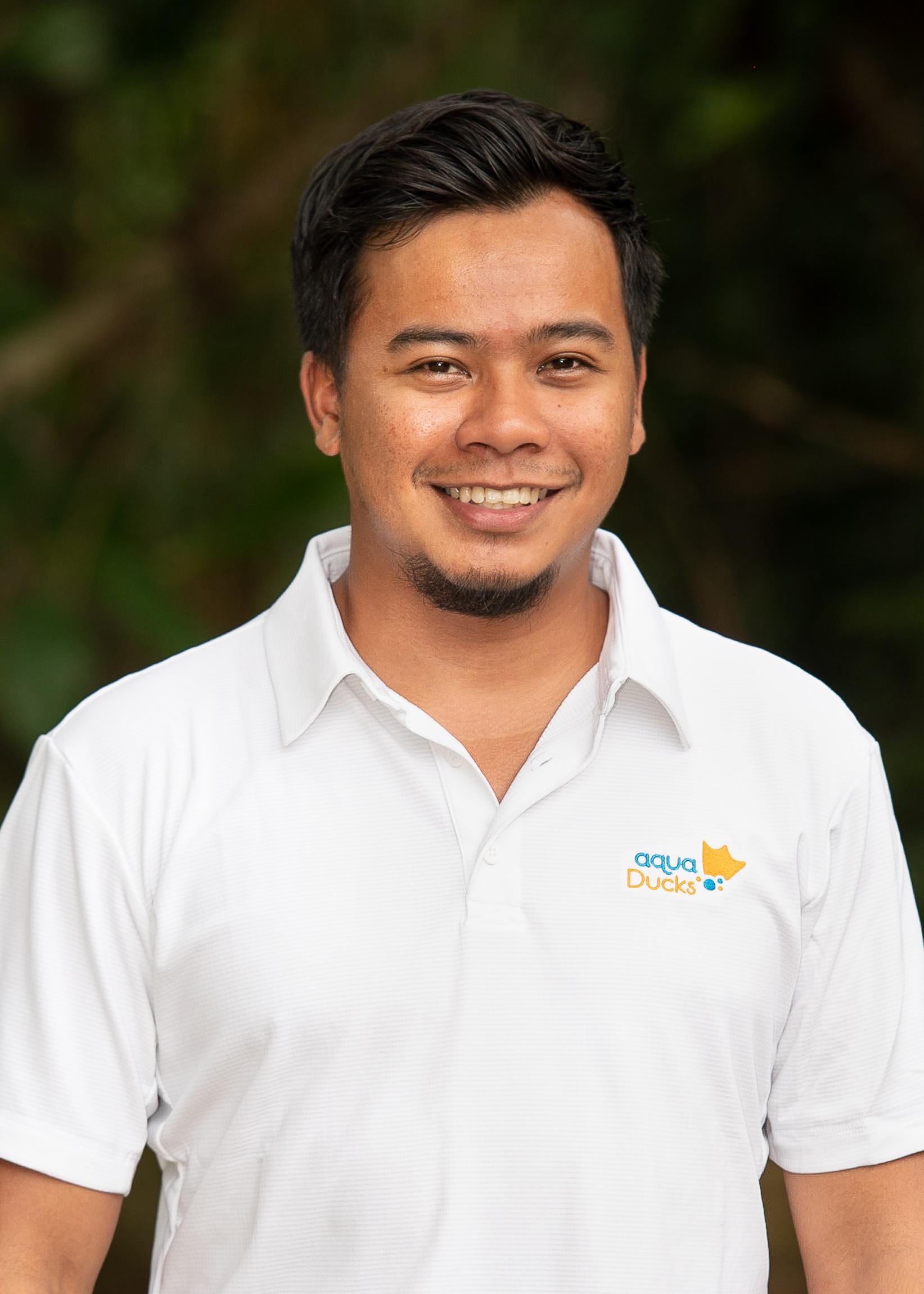 aquaDucks | Our Team - Syazani (Tom)